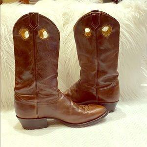 Tony Lama Buckaroo western boots